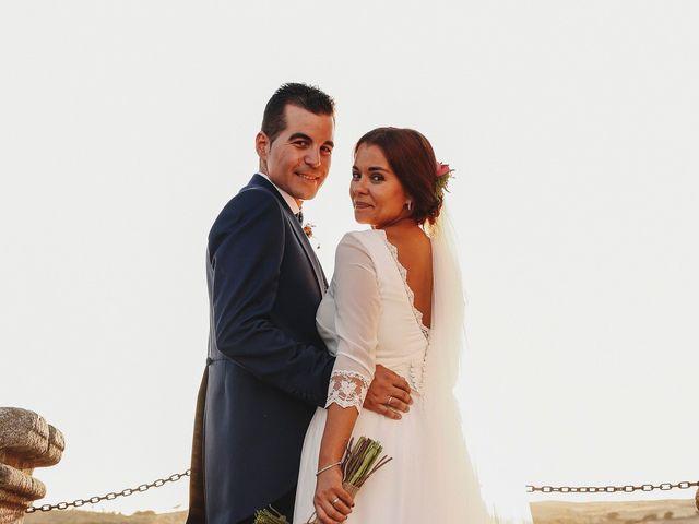 La boda de Dani y Bea en Zarza La Mayor, Cáceres 105