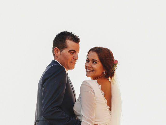 La boda de Dani y Bea en Zarza La Mayor, Cáceres 106