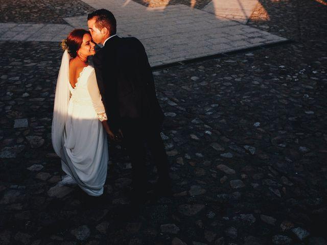 La boda de Dani y Bea en Zarza La Mayor, Cáceres 107