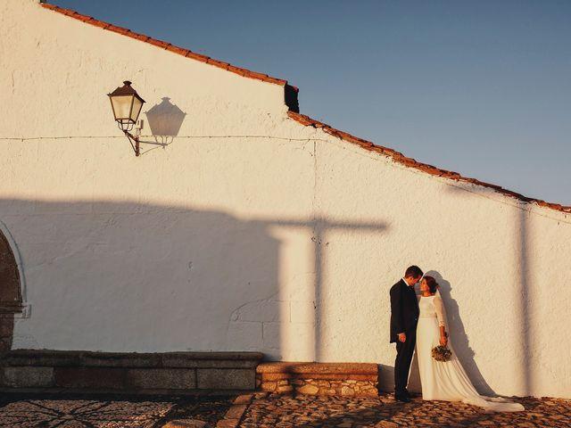 La boda de Dani y Bea en Zarza La Mayor, Cáceres 108