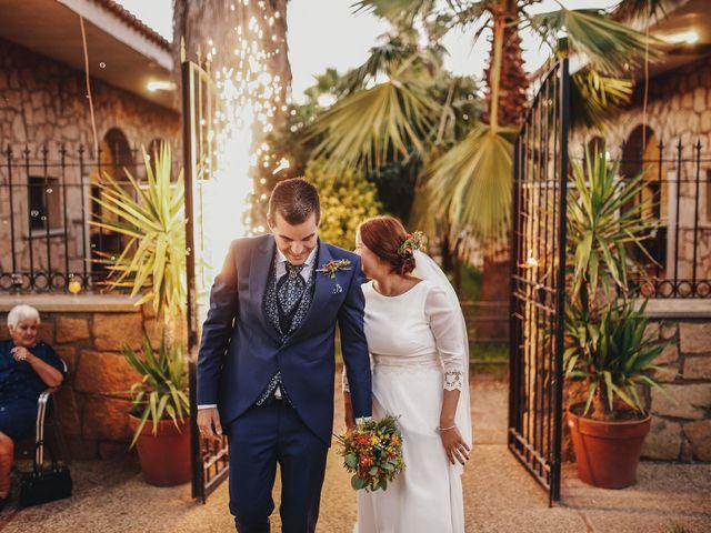 La boda de Dani y Bea en Zarza La Mayor, Cáceres 111