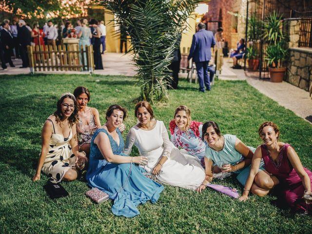 La boda de Dani y Bea en Zarza La Mayor, Cáceres 113
