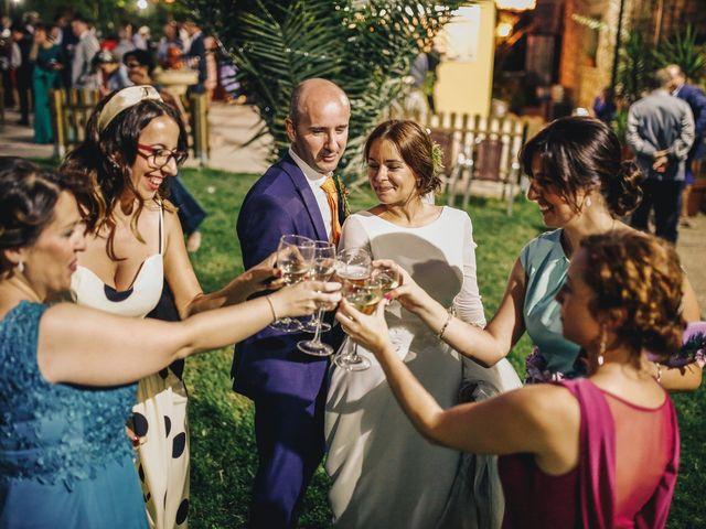 La boda de Dani y Bea en Zarza La Mayor, Cáceres 115