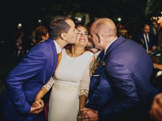 La boda de Dani y Bea en Zarza La Mayor, Cáceres 117