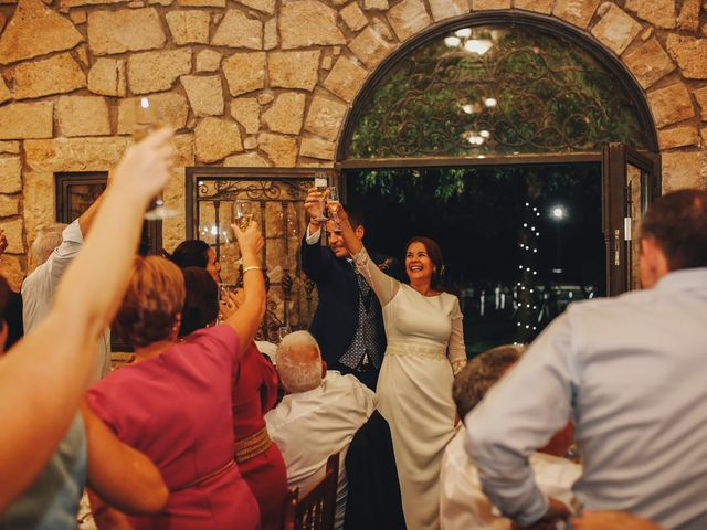 La boda de Dani y Bea en Zarza La Mayor, Cáceres 118