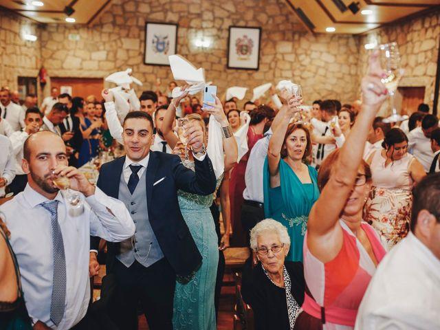 La boda de Dani y Bea en Zarza La Mayor, Cáceres 120
