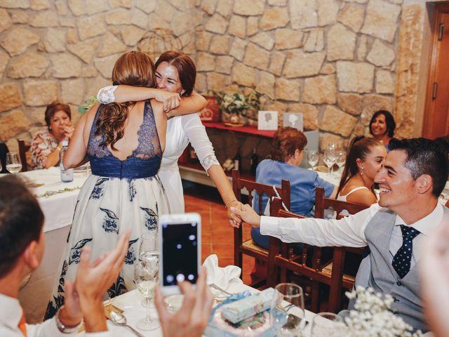 La boda de Dani y Bea en Zarza La Mayor, Cáceres 121