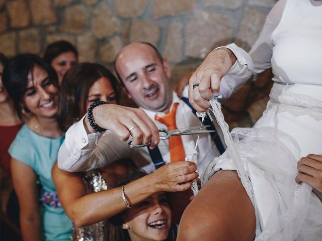 La boda de Dani y Bea en Zarza La Mayor, Cáceres 122