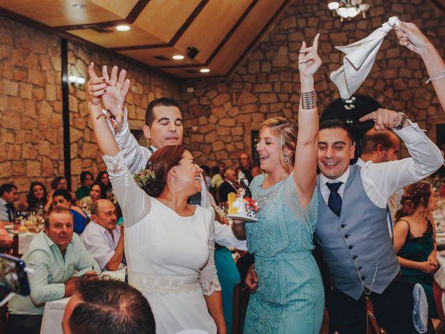 La boda de Dani y Bea en Zarza La Mayor, Cáceres 123