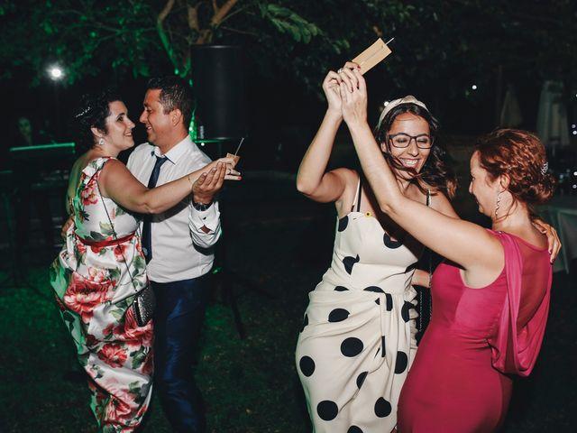 La boda de Dani y Bea en Zarza La Mayor, Cáceres 124