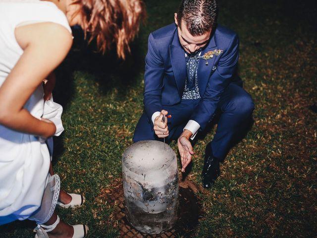 La boda de Dani y Bea en Zarza La Mayor, Cáceres 125