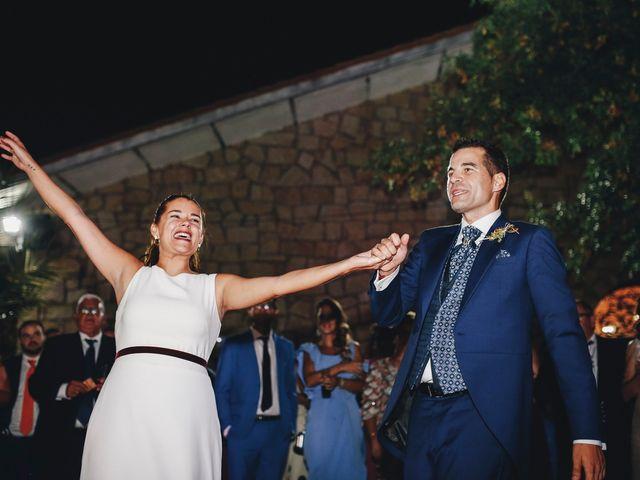 La boda de Dani y Bea en Zarza La Mayor, Cáceres 130
