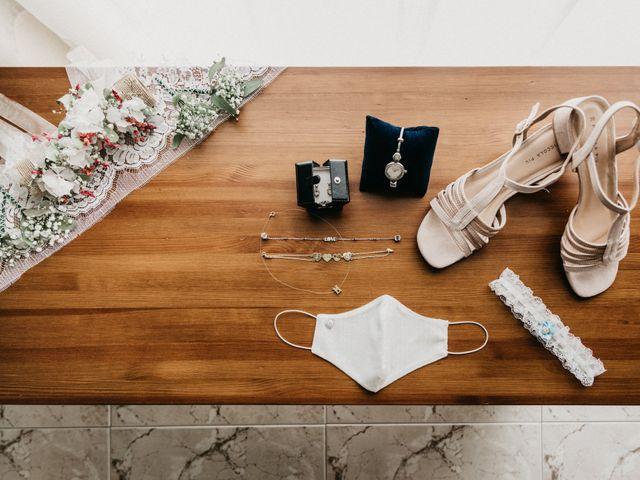 La boda de Fran y Mireia en Olerdola, Barcelona 5