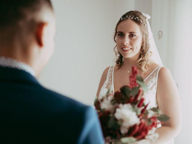 La boda de Fran y Mireia en Olerdola, Barcelona 12