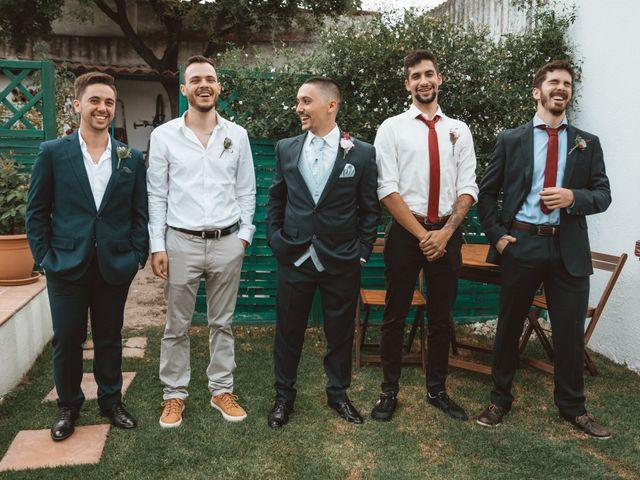 La boda de Fran y Mireia en Olerdola, Barcelona 22