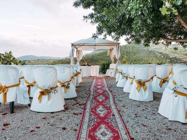La boda de Fran y Mireia en Olerdola, Barcelona 27