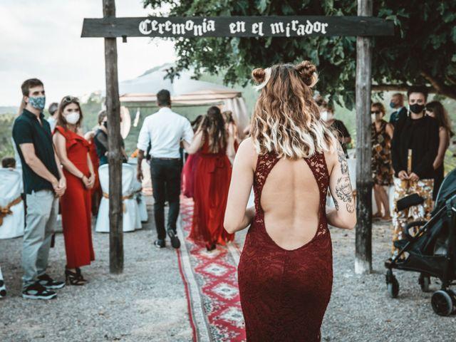 La boda de Fran y Mireia en Olerdola, Barcelona 37