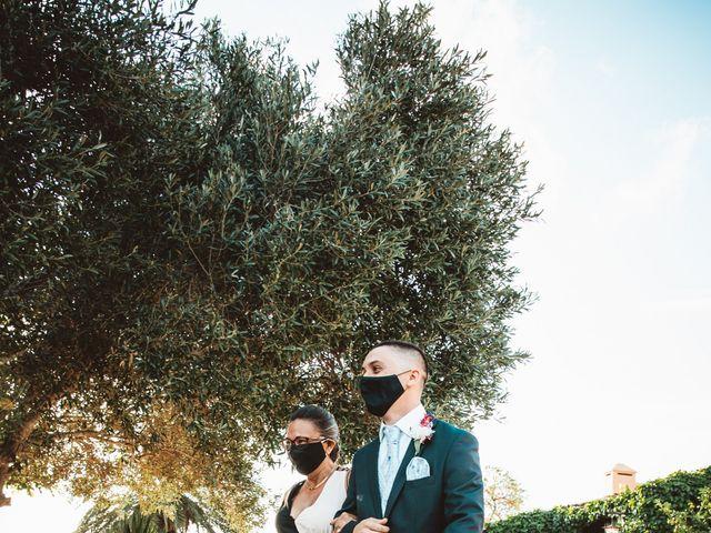 La boda de Fran y Mireia en Olerdola, Barcelona 38