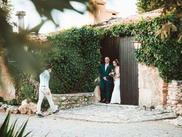 La boda de Fran y Mireia en Olerdola, Barcelona 39
