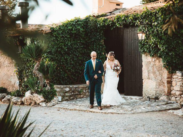 La boda de Fran y Mireia en Olerdola, Barcelona 40