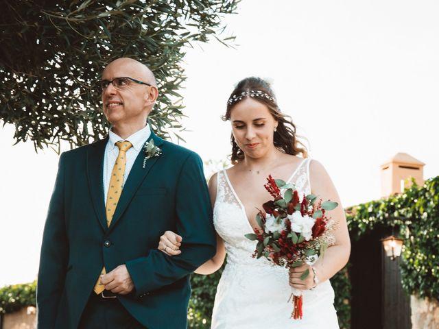 La boda de Fran y Mireia en Olerdola, Barcelona 41