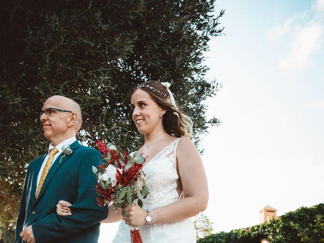 La boda de Fran y Mireia en Olerdola, Barcelona 42