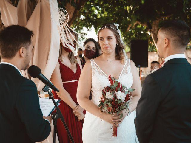 La boda de Fran y Mireia en Olerdola, Barcelona 43
