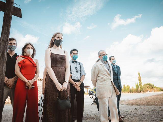 La boda de Fran y Mireia en Olerdola, Barcelona 44