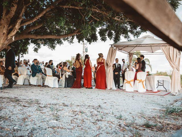 La boda de Fran y Mireia en Olerdola, Barcelona 46