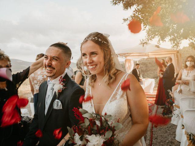 La boda de Mireia y Fran