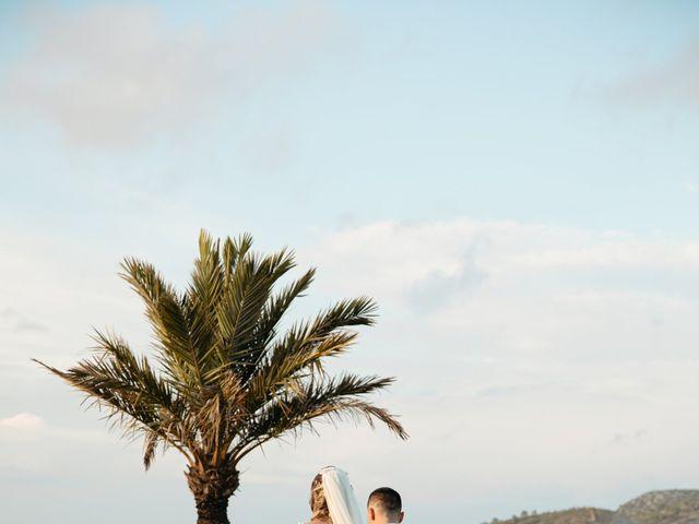 La boda de Fran y Mireia en Olerdola, Barcelona 55
