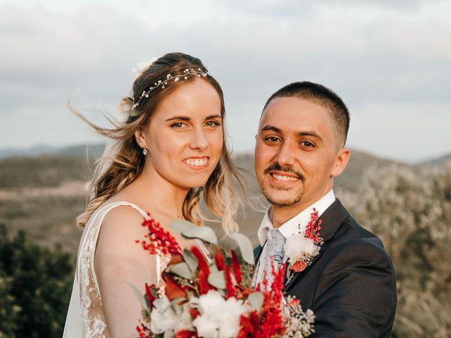 La boda de Fran y Mireia en Olerdola, Barcelona 57