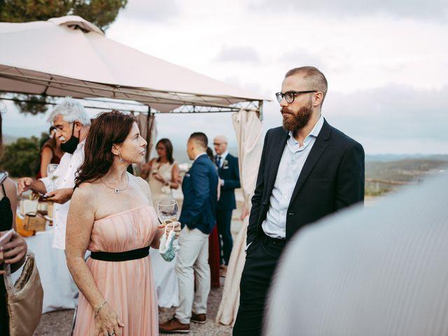 La boda de Fran y Mireia en Olerdola, Barcelona 67