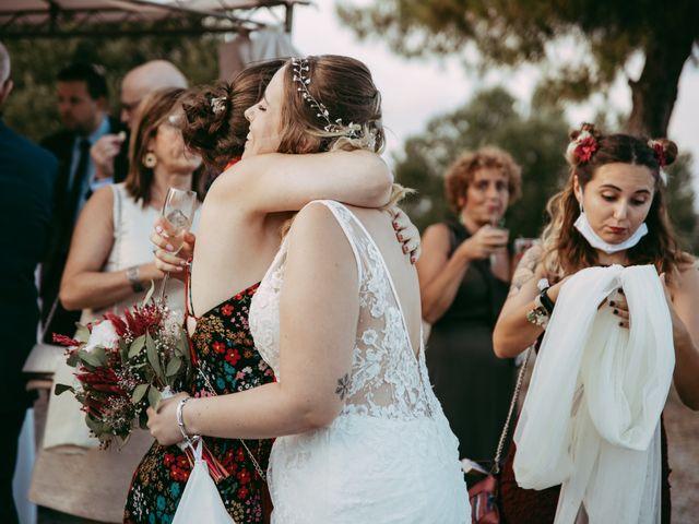 La boda de Fran y Mireia en Olerdola, Barcelona 68