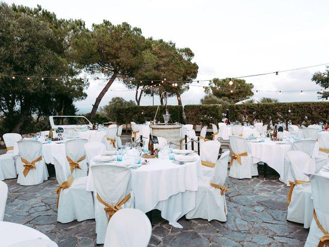 La boda de Fran y Mireia en Olerdola, Barcelona 69
