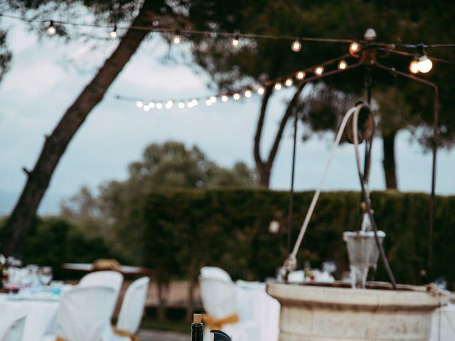 La boda de Fran y Mireia en Olerdola, Barcelona 71