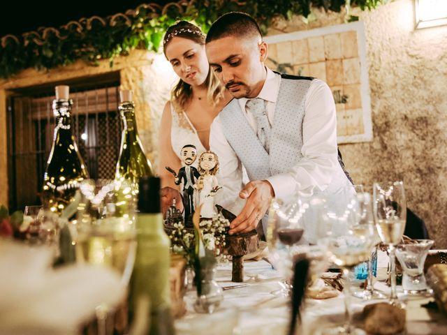 La boda de Fran y Mireia en Olerdola, Barcelona 85