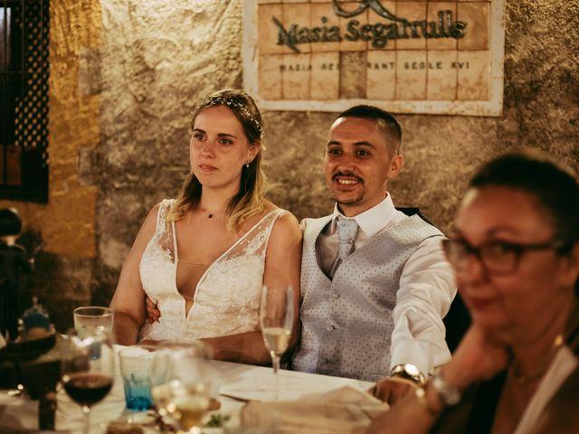 La boda de Fran y Mireia en Olerdola, Barcelona 87