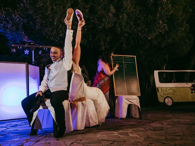 La boda de Fran y Mireia en Olerdola, Barcelona 90