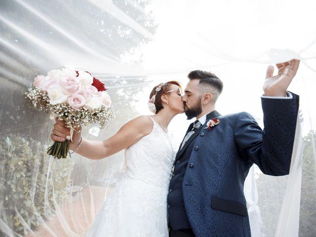 La boda de Georgina y Jordi