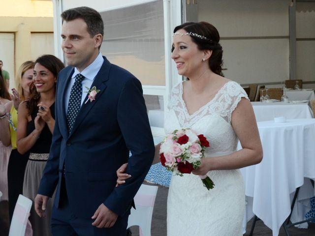 La boda de Logan  y Carmen en Valencia, Valencia 4
