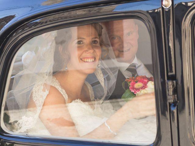 La boda de Rubén y Yolanda en Trujillo, Cáceres 14