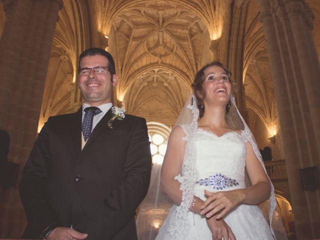 La boda de Rubén y Yolanda en Trujillo, Cáceres 15