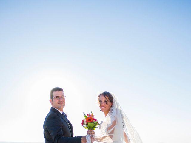 La boda de Rubén y Yolanda en Trujillo, Cáceres 23