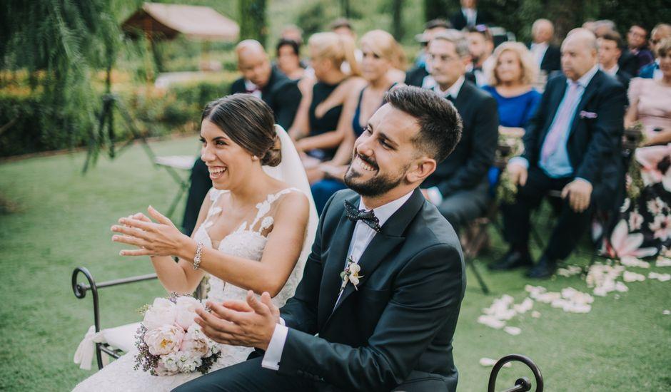 La boda de Alex y Marina en Bigues, Barcelona