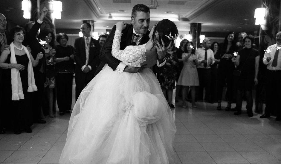 La boda de David y Ana en Villarrobledo, Albacete