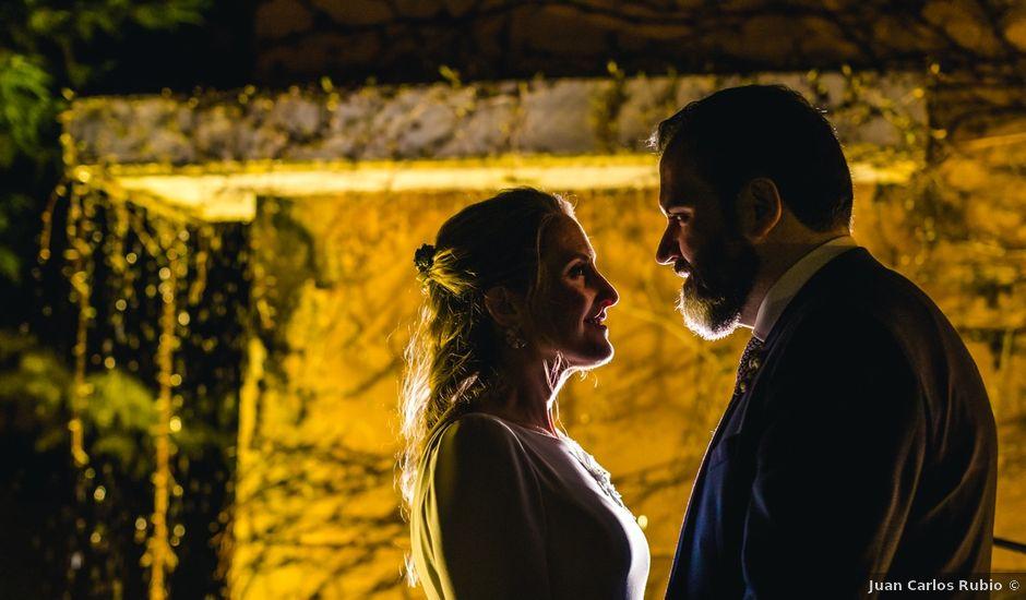La boda de Samuel y Judith en Griñon, Madrid