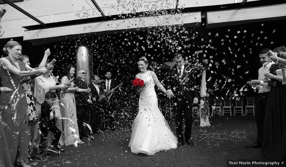 La boda de Raul y Silvia en Pinto, Madrid