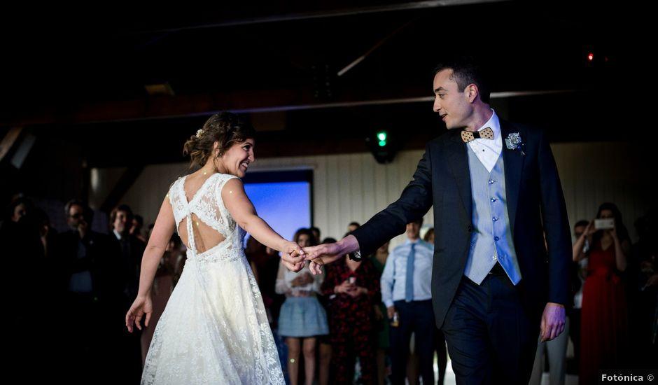 La boda de Iván y Leire en Quejana, Álava