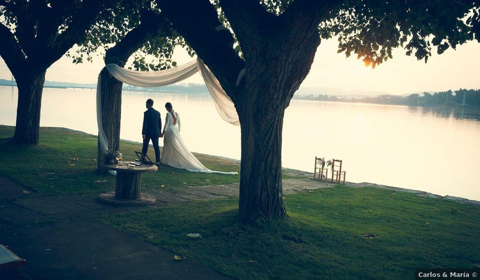 La boda de Fernando y Rebeca en Ferrol, A Coruña